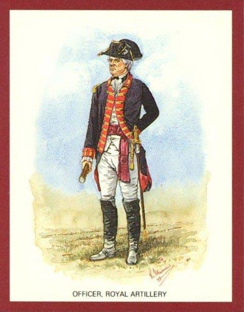 Revolutionary War Uniform 35